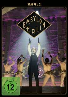 Babylon Berlin Staffel 2, 2 DVDs
