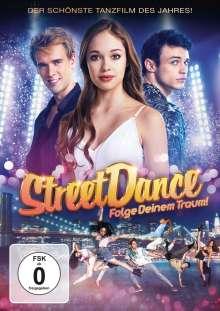 Streetdance: Folge deinem Traum!, DVD