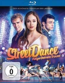Streetdance: Folge deinem Traum! (Blu-ray), Blu-ray Disc