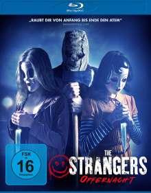 The Strangers: Opfernacht (Blu-ray), Blu-ray Disc