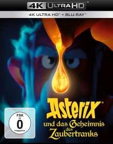 Asterix und das Geheimnis des Zaubertranks (Ultra HD Blu-ray & Blu-ray), 2 Ultra HD Blu-rays