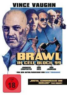 Brawl in Cell Block 99, DVD