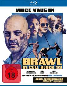 Brawl in Cell Block 99 (Blu-ray), Blu-ray Disc