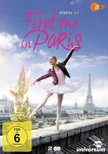 Find me in Paris Staffel 1 Vol. 1, 2 DVDs