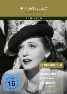 Zarah Leander Collection, 3 DVDs