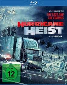 Hurricane Heist (Blu-ray), Blu-ray Disc