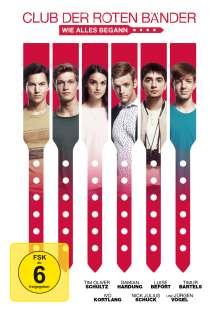 Club der roten Bänder - Wie alles begann, DVD