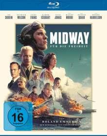 Midway (Blu-ray), Blu-ray Disc