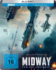 Midway (Blu-ray im Steelbook), Blu-ray Disc