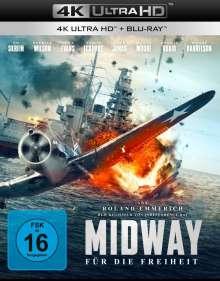Midway (Ultra HD Blu-ray & Blu-ray), 1 Ultra HD Blu-ray und 1 Blu-ray Disc