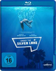 Under the Silver Lake (Blu-ray), Blu-ray Disc