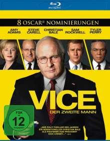 Vice - Der zweite Mann (Blu-ray), Blu-ray Disc