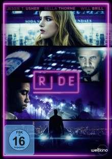 Ride, DVD