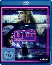 Ride (Blu-ray), Blu-ray Disc