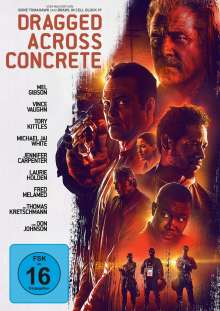 Dragged Across Concrete, DVD