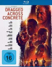 Dragged Across Concrete (Blu-ray), Blu-ray Disc