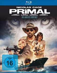 Primal (2019) (Blu-ray), Blu-ray Disc