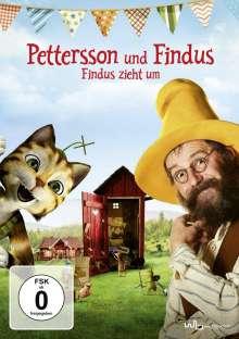 Pettersson und Findus: Findus zieht um, DVD
