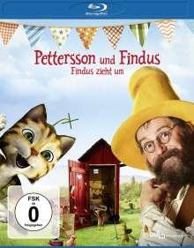 Pettersson und Findus: Findus zieht um (Blu-ray), Blu-ray Disc
