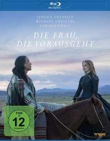 Die Frau, die voraus geht (Blu-ray), Blu-ray Disc