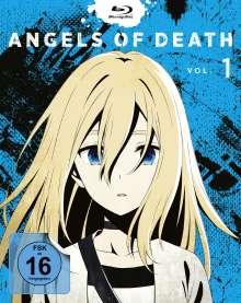 Angels of Death Vol. 1 (Blu-ray), Blu-ray Disc