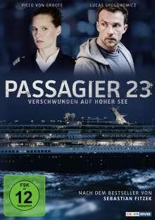 Passagier 23, DVD