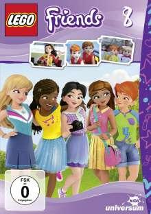 LEGO - Friends 8, DVD