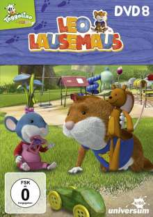 Leo Lausemaus DVD 8, DVD