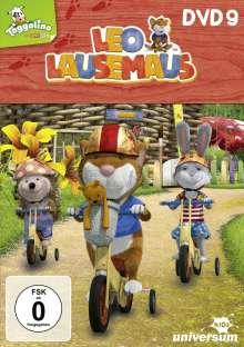 Leo Lausemaus DVD 9, DVD