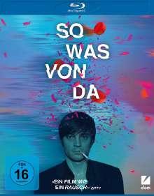 So was von da (Blu-ray), Blu-ray Disc