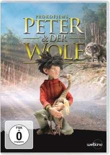 Peter und der Wolf (2006), DVD