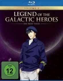 Legend of the Galactic Heroes: Die Neue These Vol. 2 (Blu-ray), Blu-ray Disc
