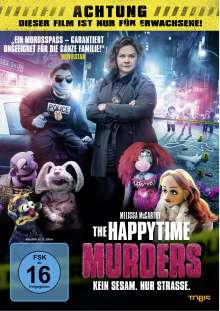 The Happytime Murders, DVD