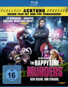 The Happytime Murders (Blu-ray), Blu-ray Disc