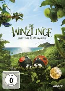 Die Winzlinge - Abenteuer in der Karibik, DVD