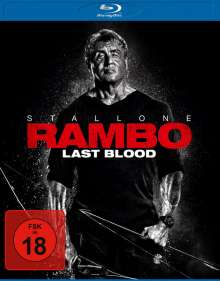 Rambo - Last Blood (Blu-ray), Blu-ray Disc