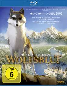 Die Abenteuer von Wolfsblut (Blu-ray), Blu-ray Disc