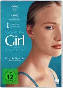 Girl, DVD