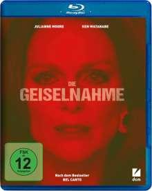 Die Geiselnahme (Blu-ray), Blu-ray Disc