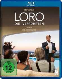 Loro (Blu-ray), Blu-ray Disc