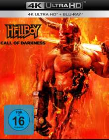 Hellboy - Call of Darkness (Ultra HD Blu-ray & Blu-ray), Ultra HD Blu-ray