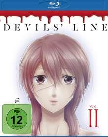 Devil's Line Vol. 2 (Blu-ray), Blu-ray Disc