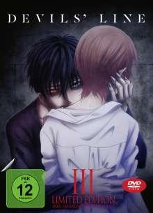 Devil's Line Vol. 3 (Limtied Edition inkl. Sammelschuber), DVD