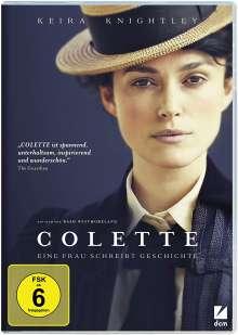 Colette, DVD