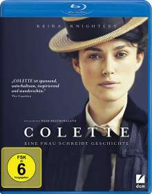 Colette (Blu-ray), Blu-ray Disc