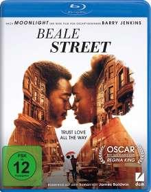 Beale Street (Blu-ray), Blu-ray Disc