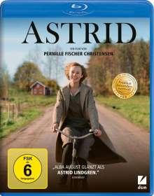 Astrid (Blu-ray), Blu-ray Disc