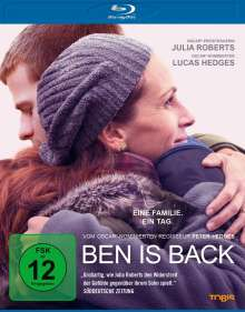 Ben is Back (Blu-ray), Blu-ray Disc