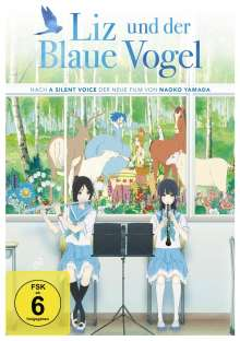 Liz und der Blaue Vogel, DVD