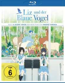 Liz und der Blaue Vogel (Blu-ray), Blu-ray Disc